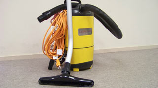 Backpack Vacuum Cleaner
